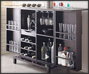 Kenton Bar Cabinet Small