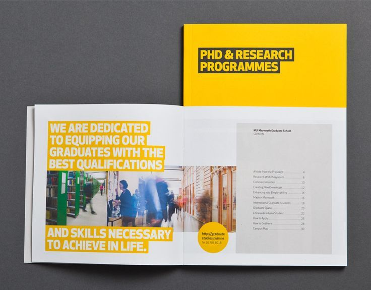 Image Result For College Prospectus Design  Design Prospectus