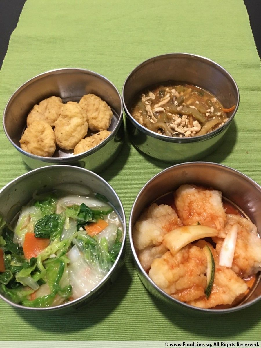 Tingkat Delivery Services In Singapore With Healthier Options Healthy Healthy Recipes Healthy Food Options