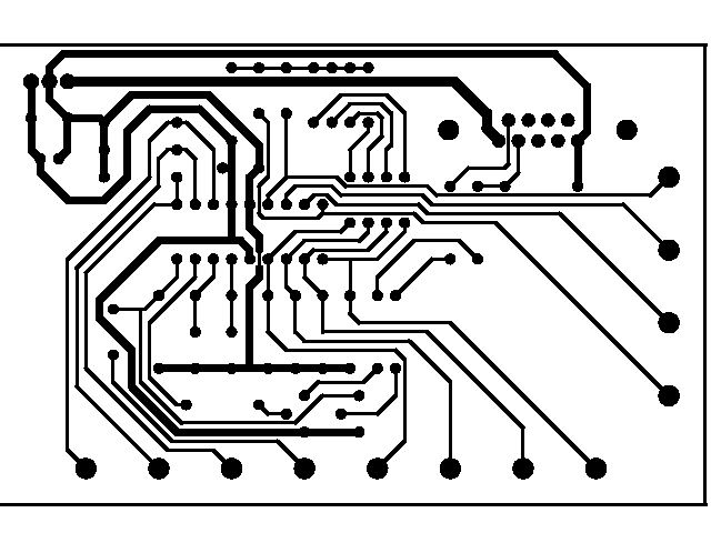 awesome circuit board drawing program frieze