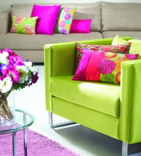 Beautiful Colorful Living Rooms: Color Me Beautiful In 2019