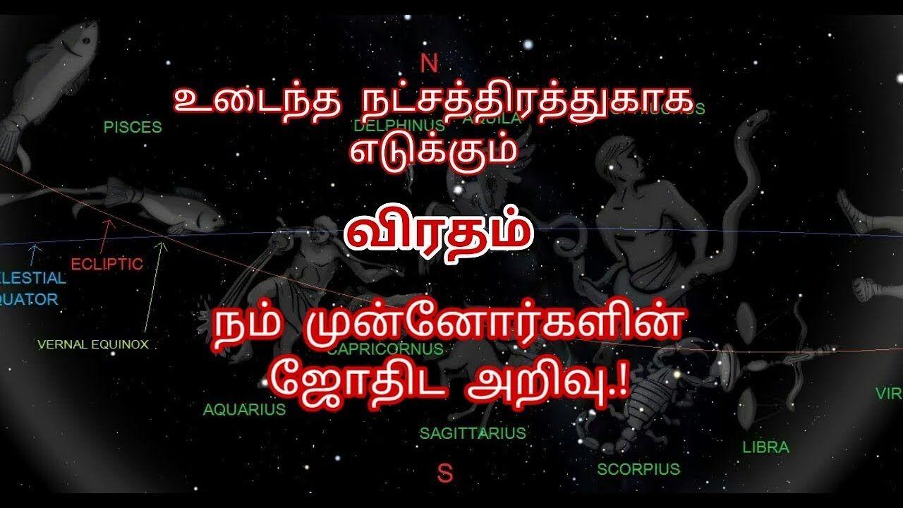 Tamil scientific astrology Tamil Panchangam