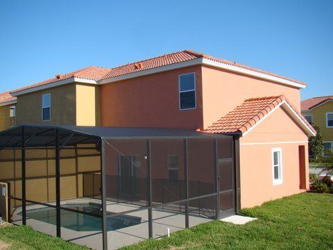 BellaVida Kissimmee 4 Bedroom/4 Quartos Townhome - BLV104
