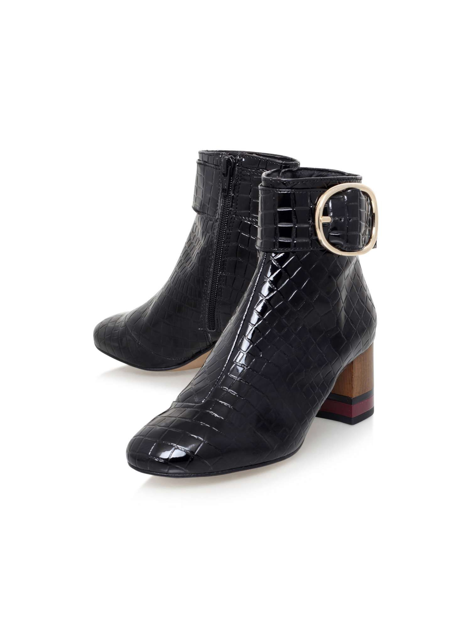 Buy your KG Ringo Zip Up Ankle Boots
