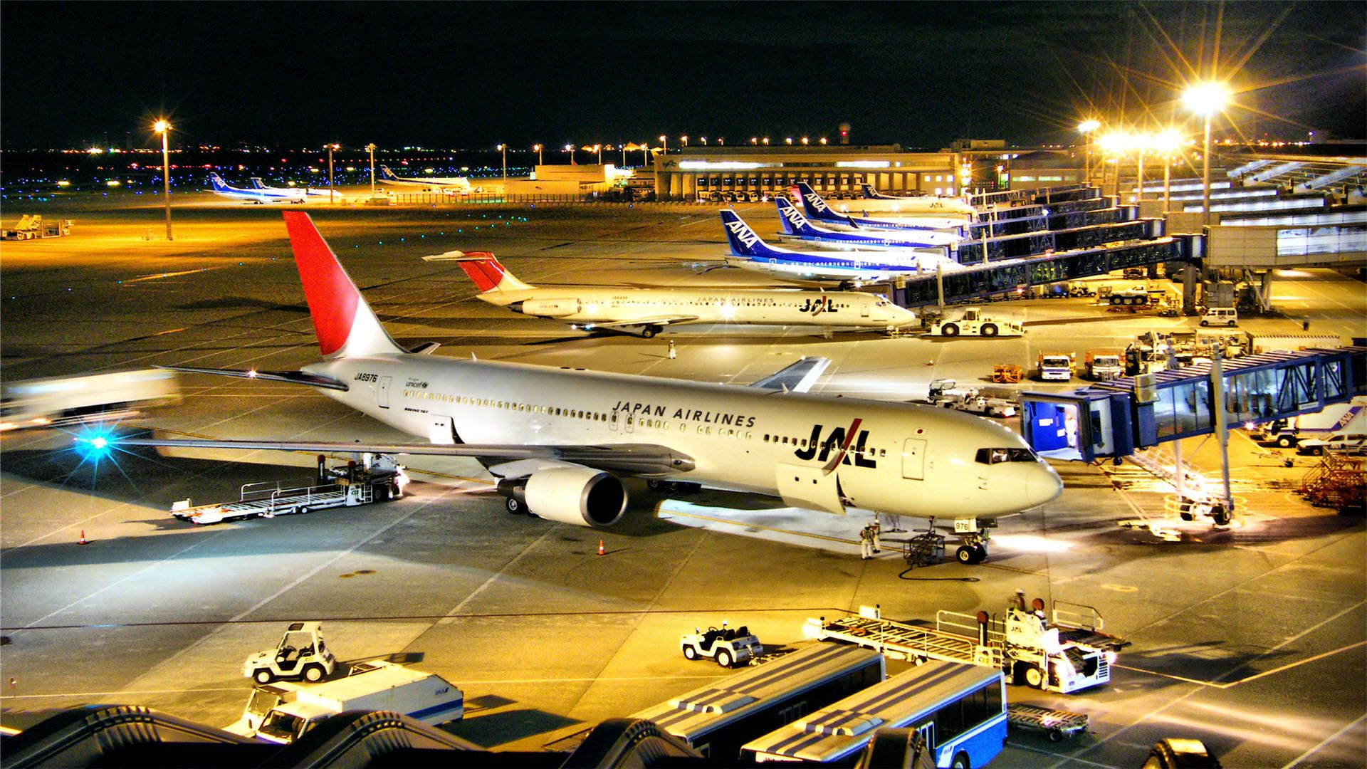 Heathrow Airport Picture Wallpaper HD 1920x1080 3244