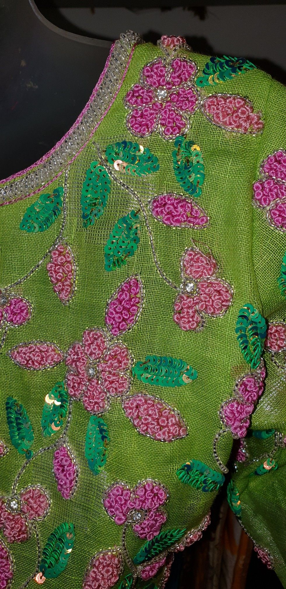 Diba boutique french knot embroidery jewels pinterest