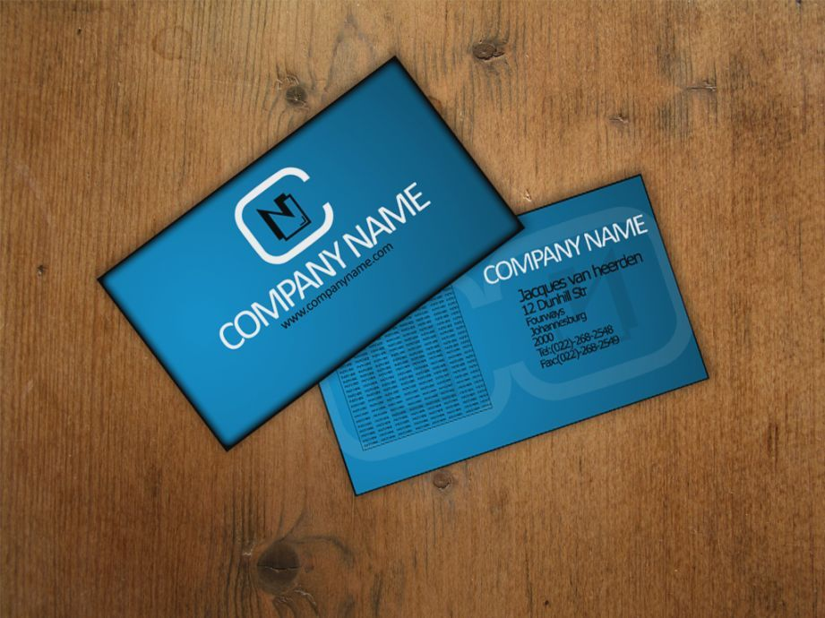 Construction Business Cards Templates | business cards | Pinterest ...