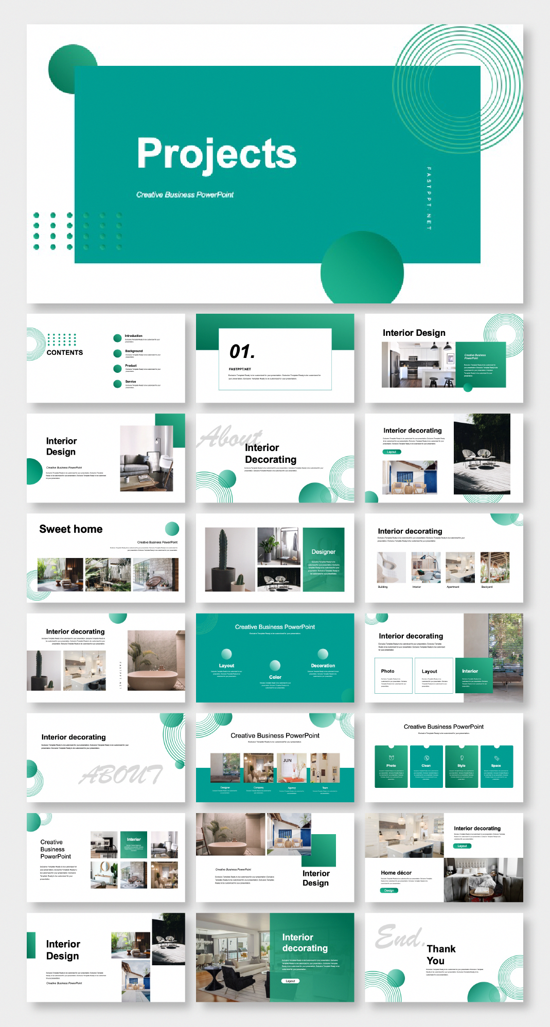 Blue Business Project Report Presentation Template Original And High Quality Powerpoint Templates Dow In 2020 Portfolio Design Webdesign Layouts Seiten Layout Design