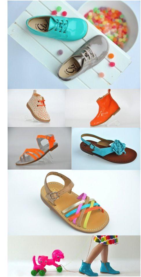 e416a4ba0dd Schoenen voor meisjes | Raaf & Vos zomer 2013 | kiddo style | Kids ...