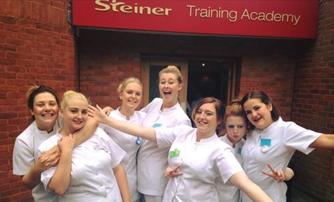 Colby Medlock Level Hairdressing At The Steiner Training Academy - Working as a hairdresser on a cruise ship