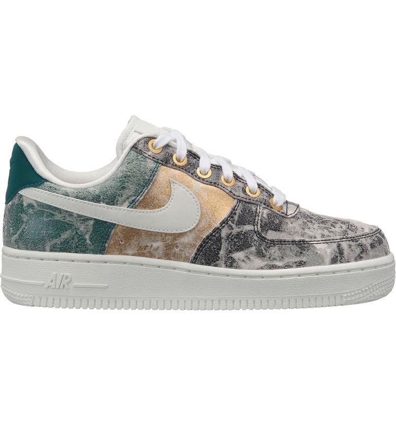 huge discount 4d28d 6fd6b Air Force 1 07 LXX Sneaker, Main, color, WHITE