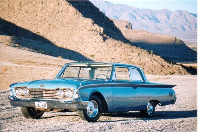 1960 Ford Fairlane