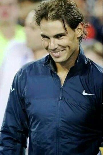 Rafa Nadal That Charming Smile Sportif Style Homme Sport