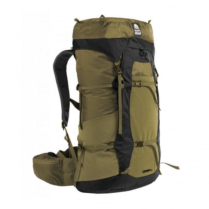 Crown 2 60 Litre Rucksack In 2020 Granite Gear Best Hiking Backpacks Backpacking Packing
