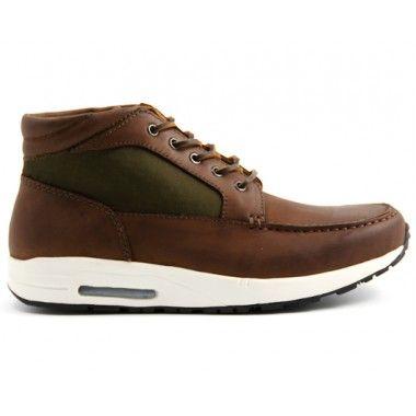 6757499c5a3707 BePositive Soft High Boat Shoes
