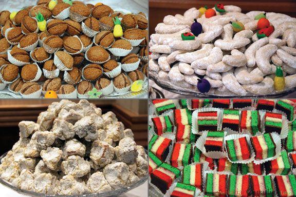 Traditional Italian Cookies Anitaliancanadianlifeca