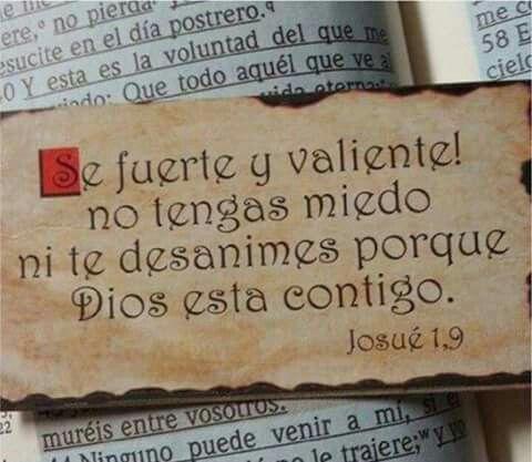 Josue 1 9 Prayers