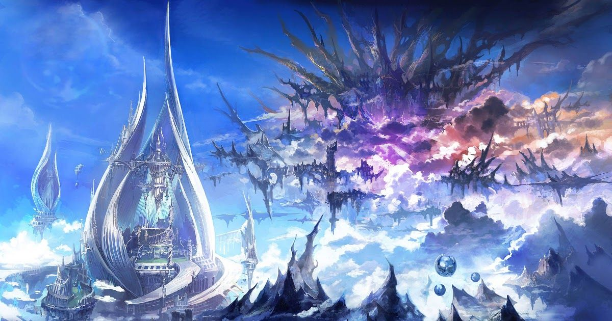 Final Fantasy 14 Wallpaper 4k Final Fantasy Xiv 4k 8k Wallpapers Ffxiv Final Fantasy Pictures Epic Wallp Di 2020 Pemandangan Khayalan Pemandangan Anime Pemandangan