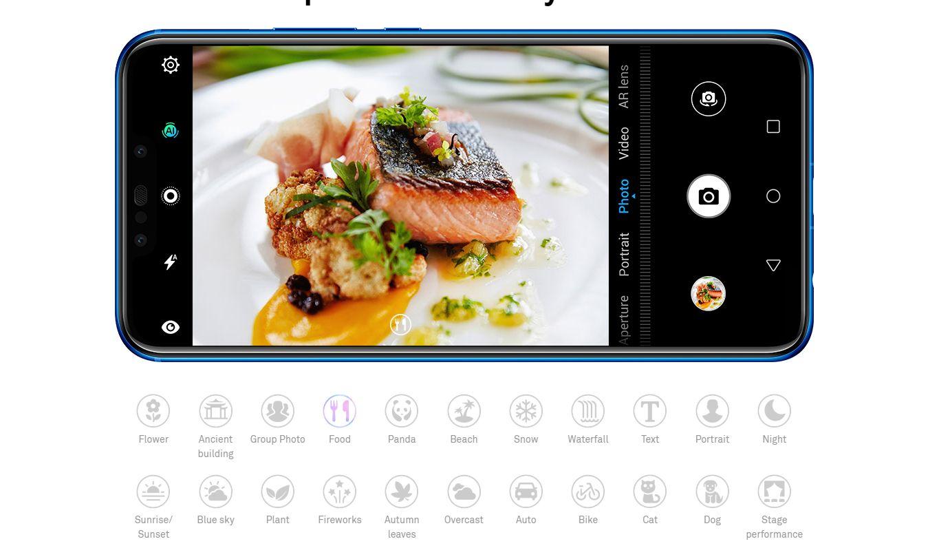 HUAWEI Nova 3i with Free Huawei Band 3e | Mobile Phone | Phone, Nova