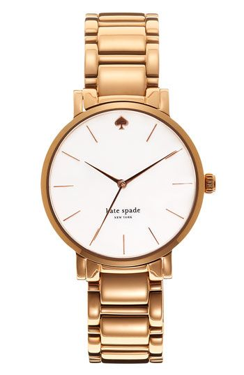 7f46d4fae NUMBER ONE on my wish list! - kate spade new york 'gramercy' bracelet watch  | Nordstrom NOW crossed off the list thanks to some amazing friends @ ...
