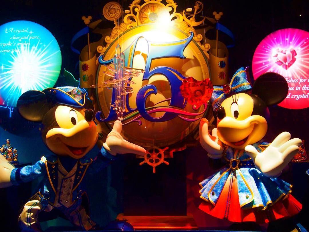Tokyo Disney Resort - Mickey+Minnie:)