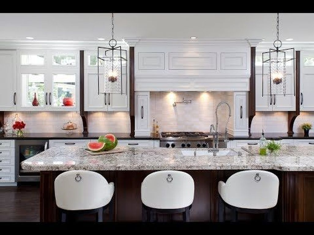 Stylish 47 Affordable Transitional Kitchen Design Ideas ...