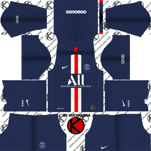 Dls Psg Kits 038 Logos 2019 2020 Photo Paris Saint Germain Soccer Kits Paris Saint