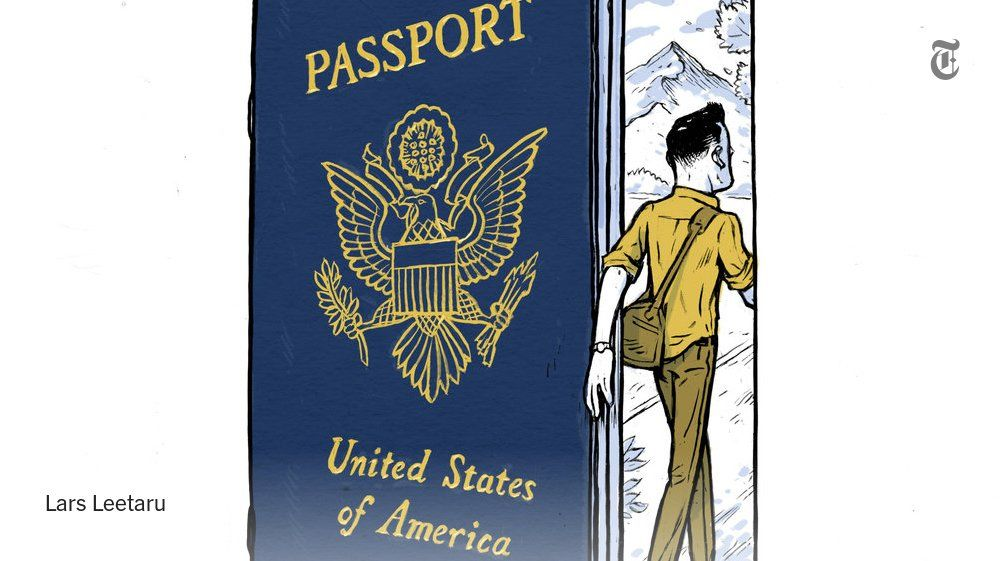 Before you go abroad make sure your passports expiration