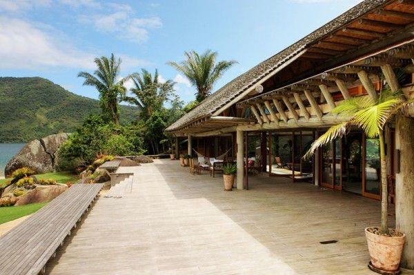 Rent Brazil S Twilight House It S In Paraty Twilight House Paraty Vacation