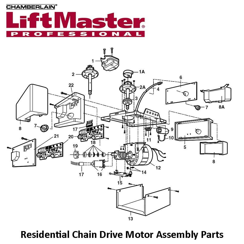 Liftmaster 30b387 Capacitor 1 3 Hp Now 30b532 Rp 22 95 Sp 15 38 Liftmaster Garage Door Spring Replacement Garage Door Springs