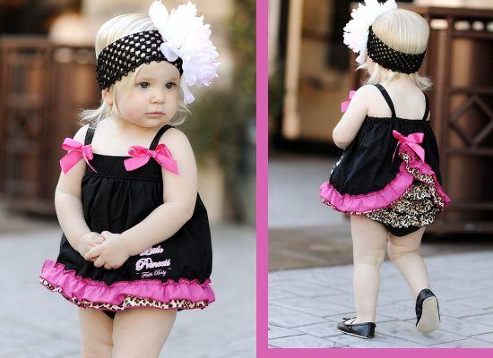 This is adorable!  Wish I had a baby girl! kid-stuff