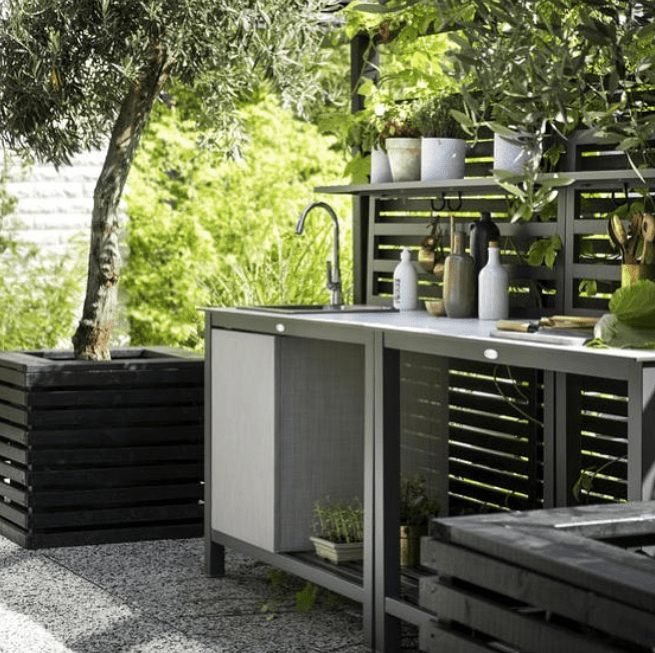 13 outdoor kitchen ideas you'll want to cook up in your