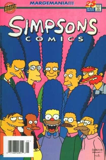 Simpsons Comics 25 - Bill Morrison, Matt Groening
