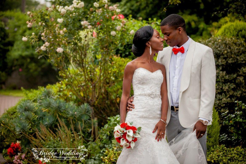 Presents deji u hannahus gorgeous wedding at cromwell manor essex