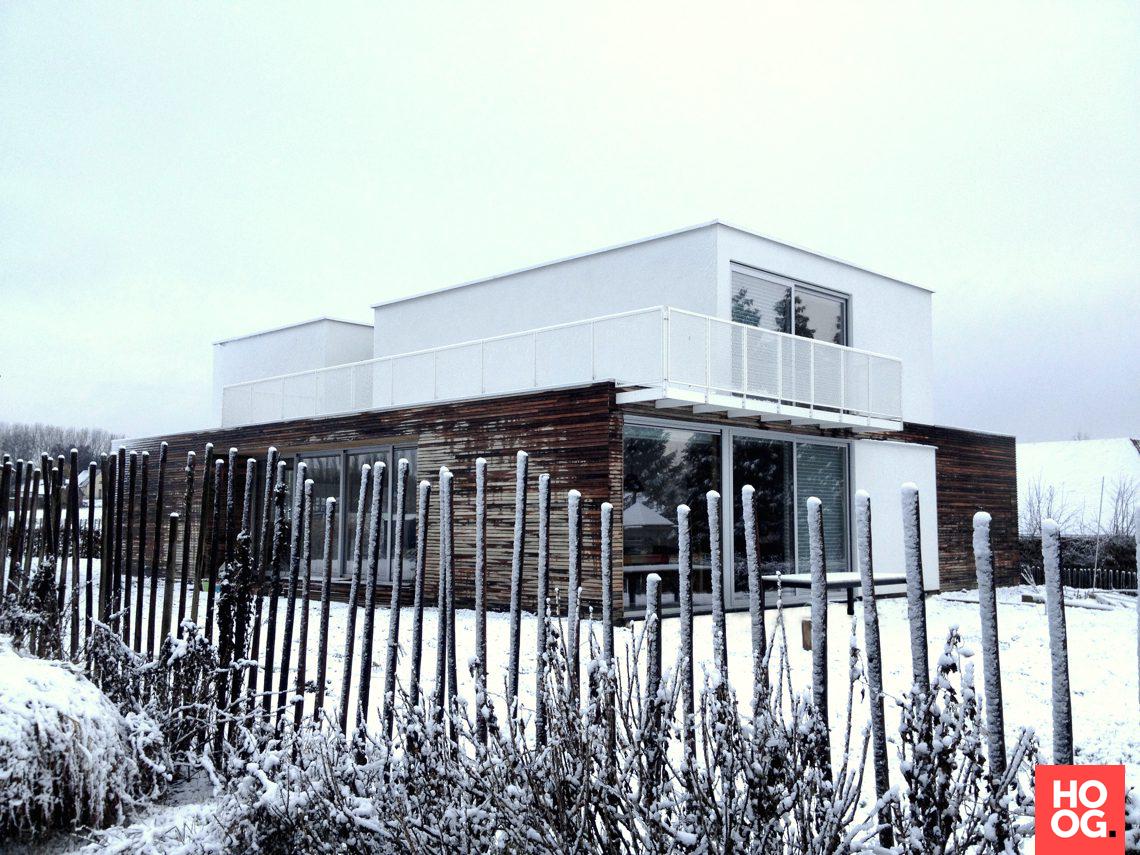 Castor fiber architecture studio villa g j sint pieters leeuw