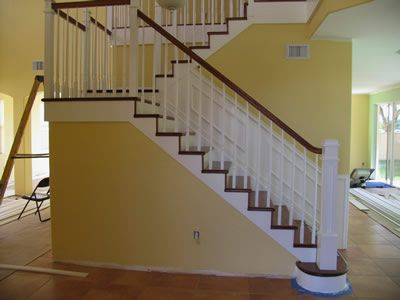 Types Of Stair Railings   Wood Stair Manufacturers