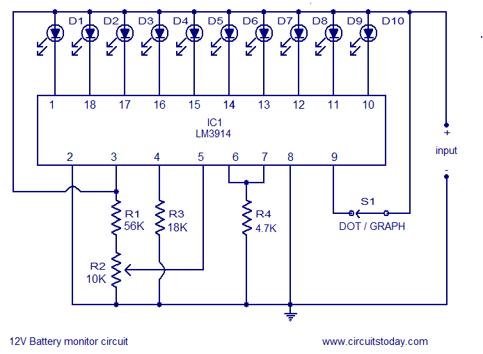 Pin On Circuit Diagram