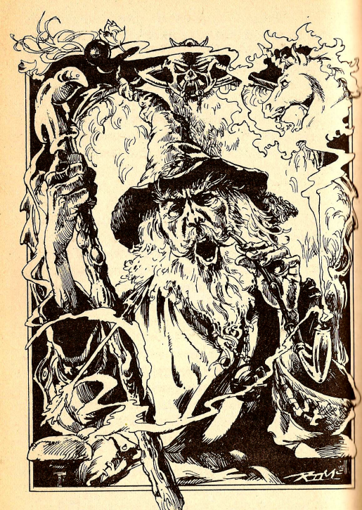 City Of Thieves Part 2 Fantasy Wizard Fantasy Illustration Fantasy