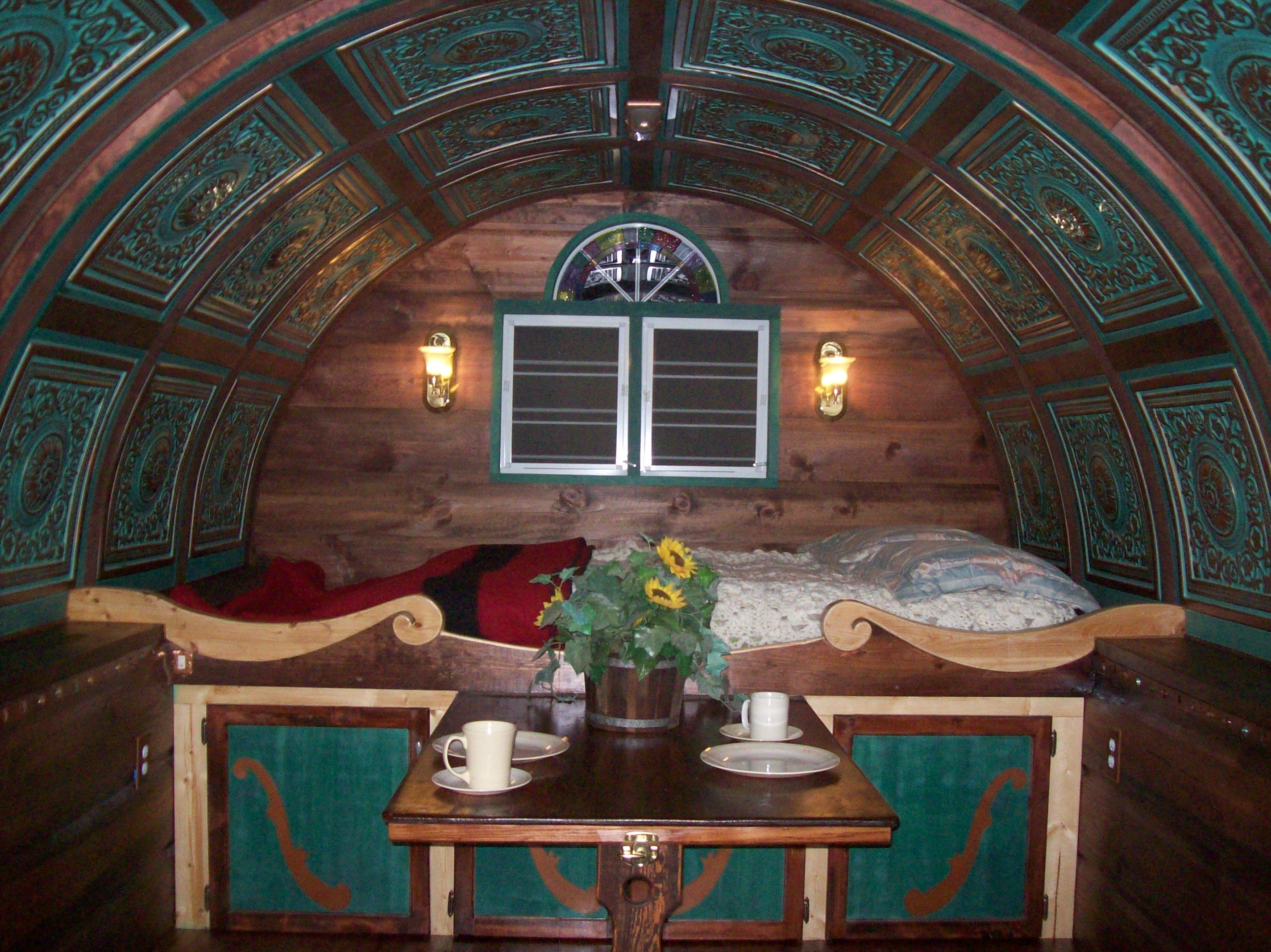 Wooly Wagons Tiny Houses 2 With A Traditional Twist