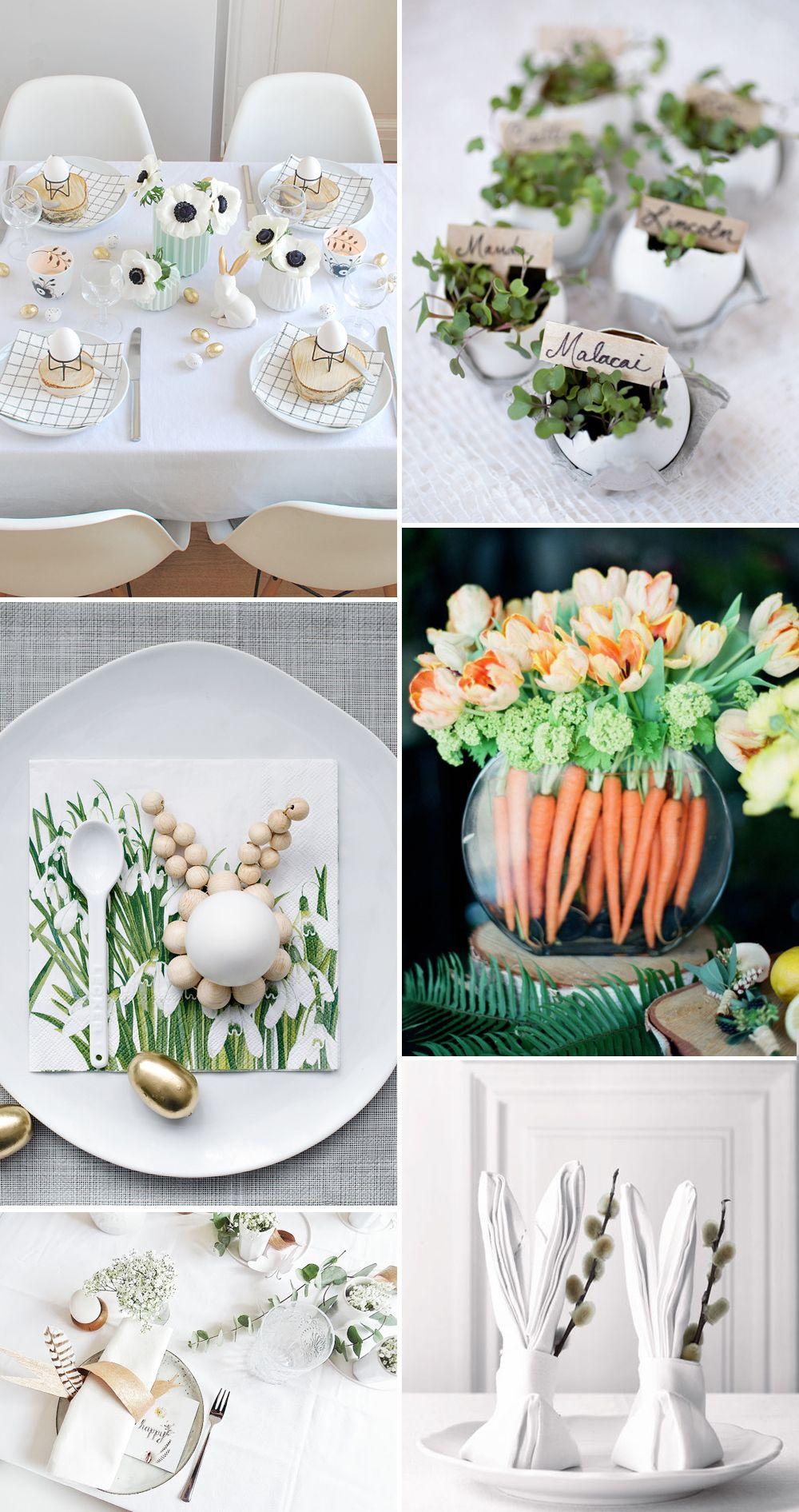 We Love Inspiration Tischdeko Fur Den Osterbrunch Osterbrunch
