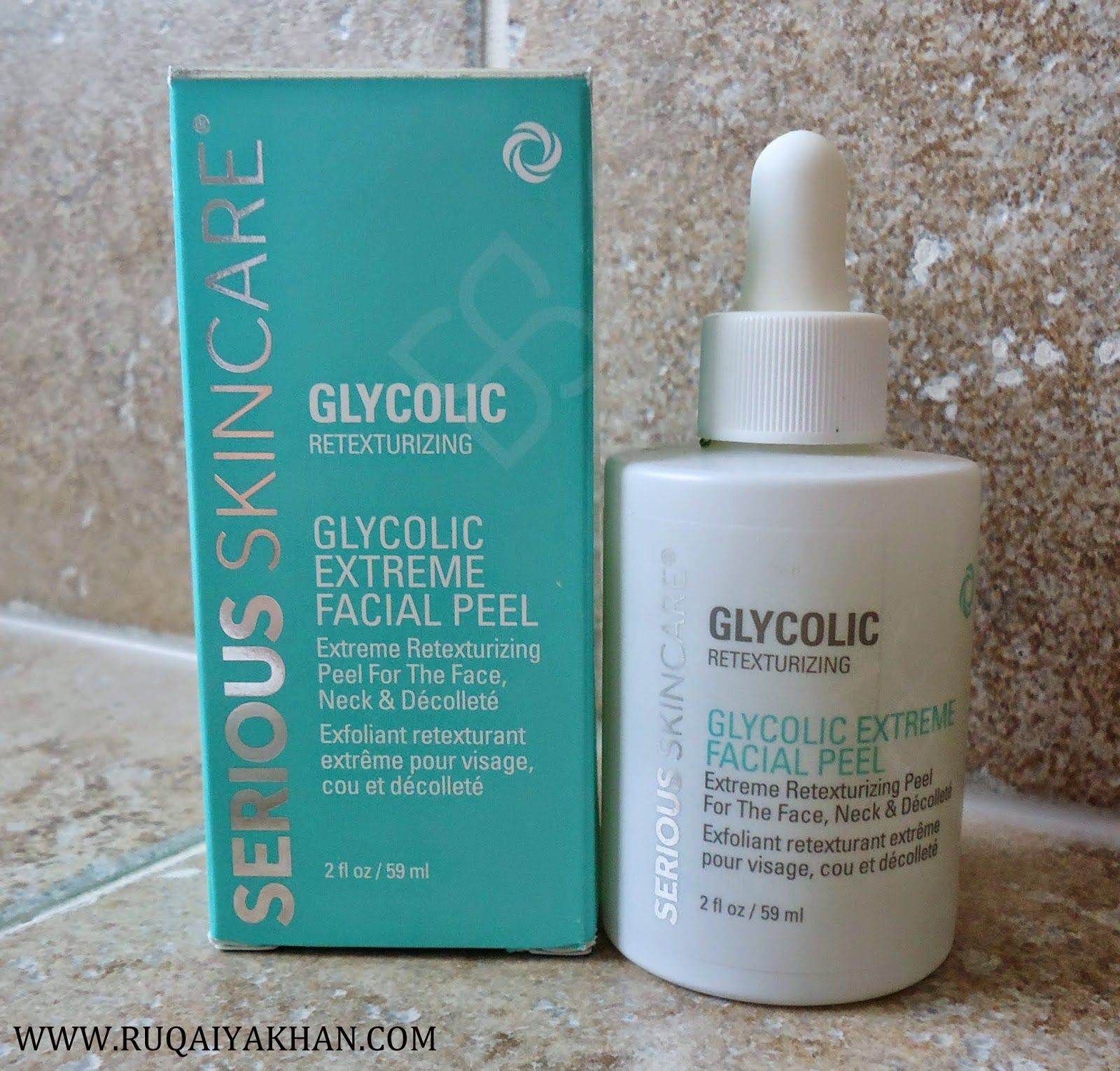 An Amazing Little Peel Strong Enough To Do The Job Effectively But Not Too Harsh As To Hurt The Skin Skin Care Facial Peel Glycolic Peel