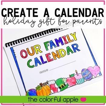 Create a Calendar Blank calendar, Create and Students