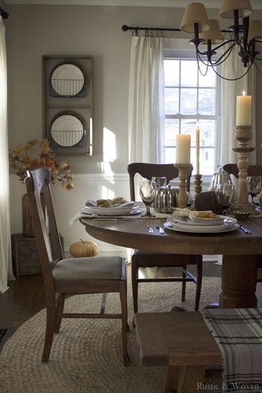 67 Cozy Master Dining Room Design Ideas #DiningRoomIdeas Dining