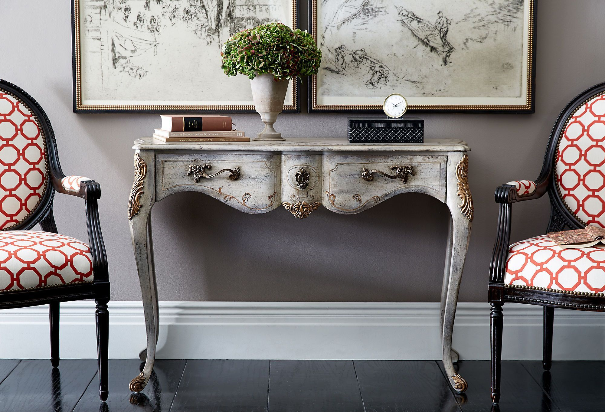 C\'est Magnifique!: Easy Parisian Style | Antique Furniture | Pinterest