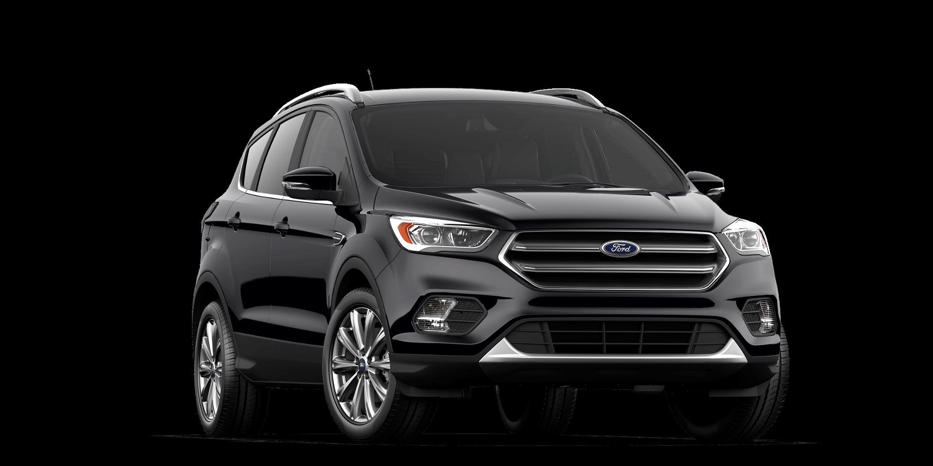 2017 ford escape build price titanium