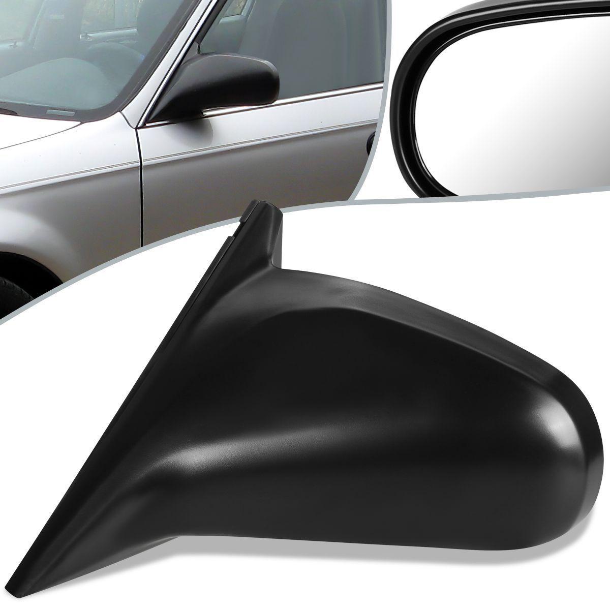 96 00 Honda Civic Sedan Powered Left Driver Side Door Mirror Ho1320101 Honda Civic Sedan Honda Civic Civic Sedan