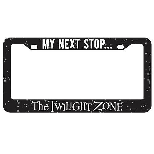 I/'M NOT SPEEDING I/'M QUALIFYING HUMOR FUNNY Metal License Plate Frame Tag Holder