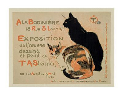 Travel Ads Vintage Art Wall Art By Allposters Co Uk Cat Posters Art Nouveau Poster Art Deco Posters