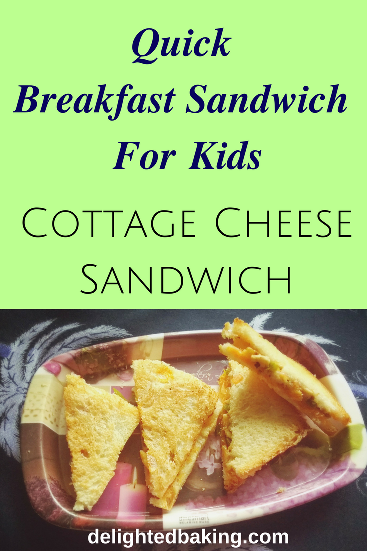 How to bake a sandwich with cottage cheese. Recipes, tips, cooking secrets 89