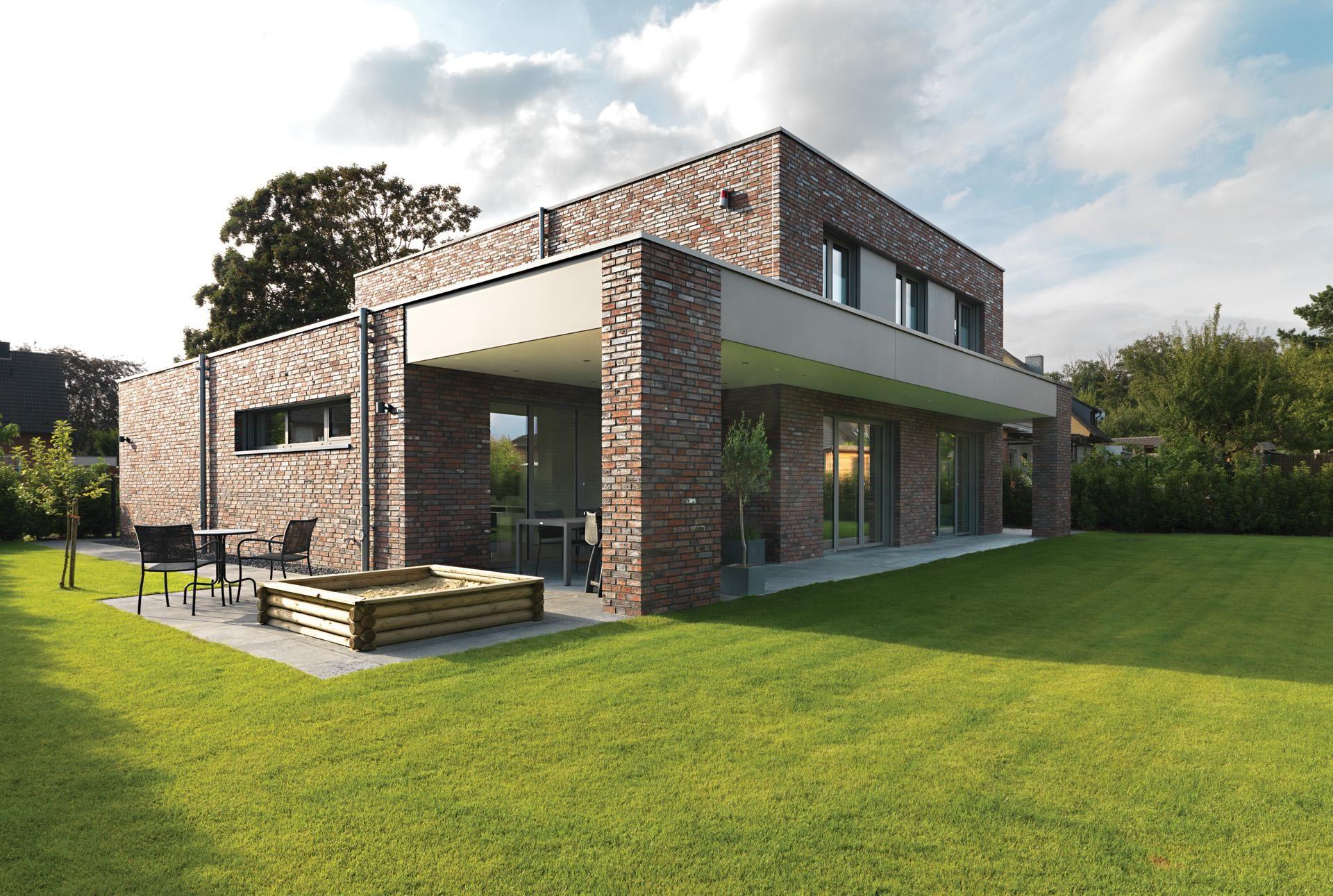Bauhaus Wegberg - Gillrath Klinker | Haus | Pinterest | Bauhaus